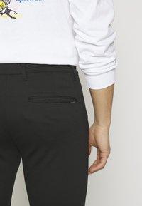 Gabba - PISA PANT - Chino kalhoty - black - 4