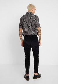 Gabba - PISA PANTS - Kalhoty - black - 2