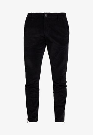 PISA PANTS - Bukse - black