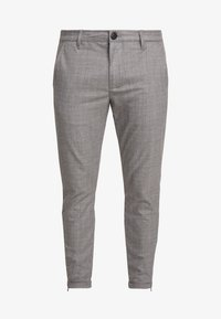 Gabba - PISA CROSS - Pantalon classique - light grey - 4
