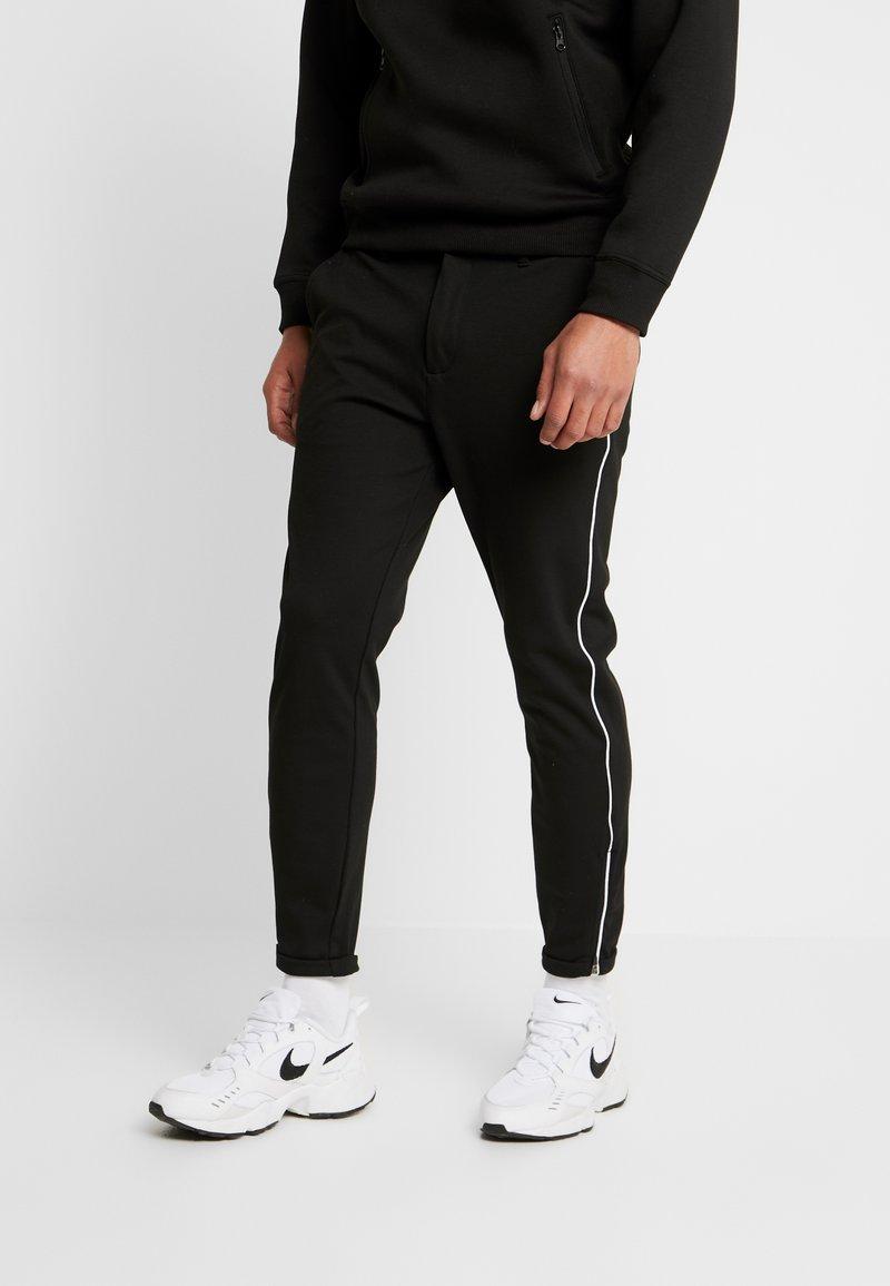 Gabba - PISA PIPE PANT - Trousers - black