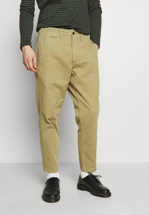 TOKYO PANTS  - Pantalon classique - sand