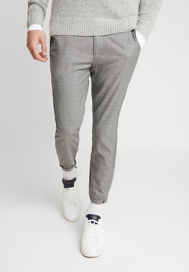 PISA  CROSS CROP  - Trousers - grey