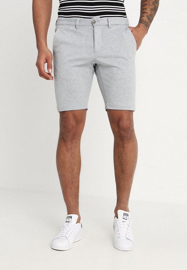 Gabba - JASON - Shorts - light grey