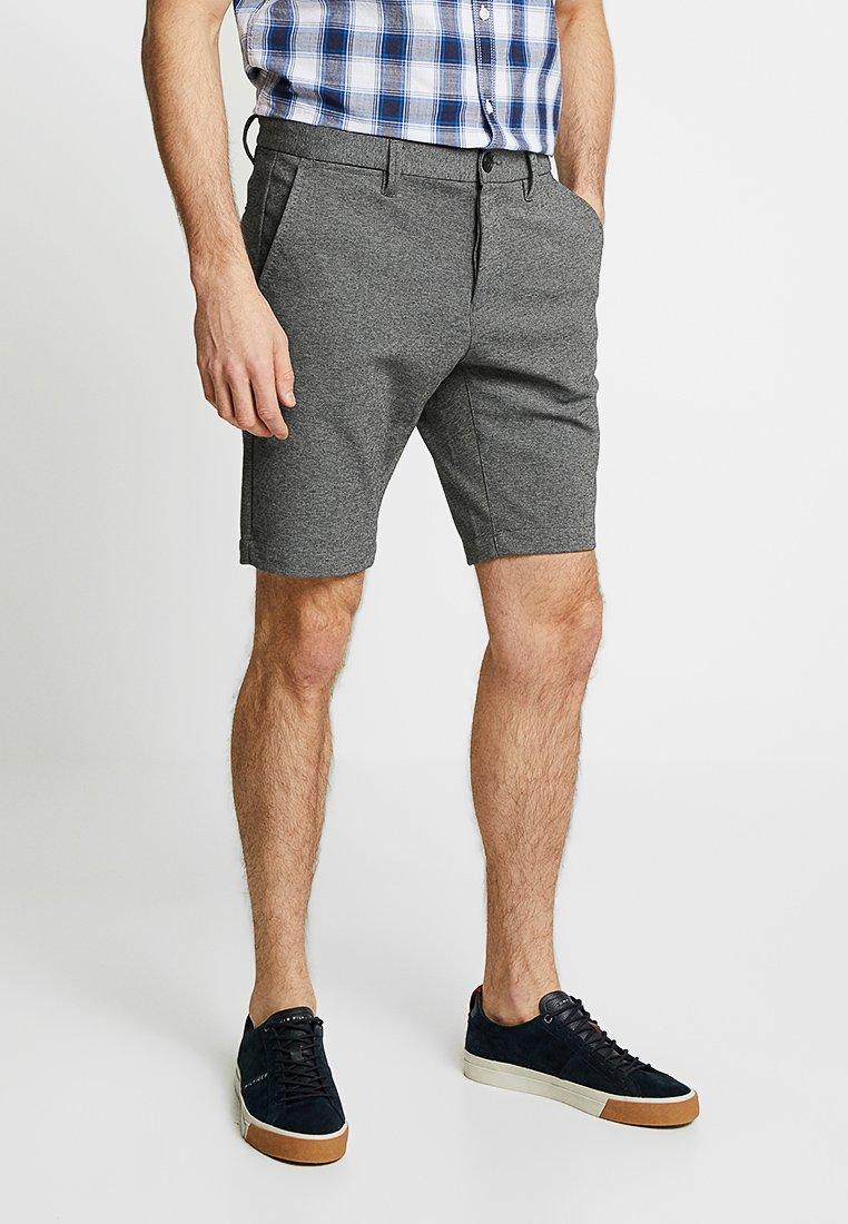Gabba - JASON - Shorts - light grey melange