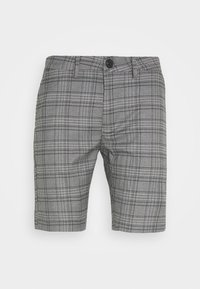 Gabba - JASON BIG CHECK - Shorts - grey - 4