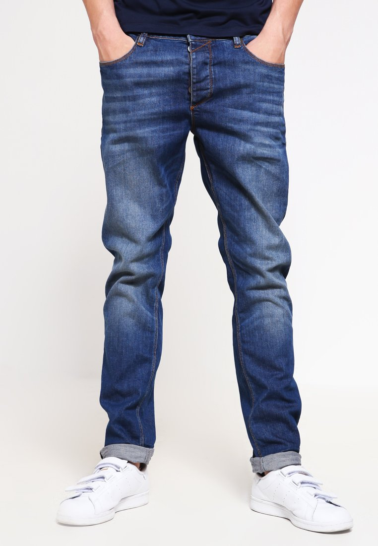 Gabba REY - Jeansy Relaxed Fit - mid blue