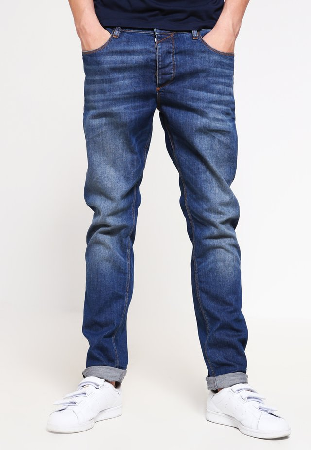 REY  - Jeansy Relaxed Fit - mid blue