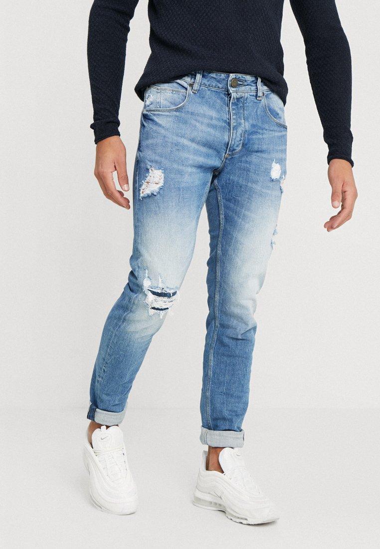 Gabba - REY - Jeans Slim Fit - blue denim