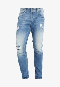 Gabba - REY - Slim fit jeans - blue denim - 4