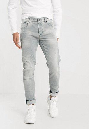 REY - Jeans Slim Fit - grey denim
