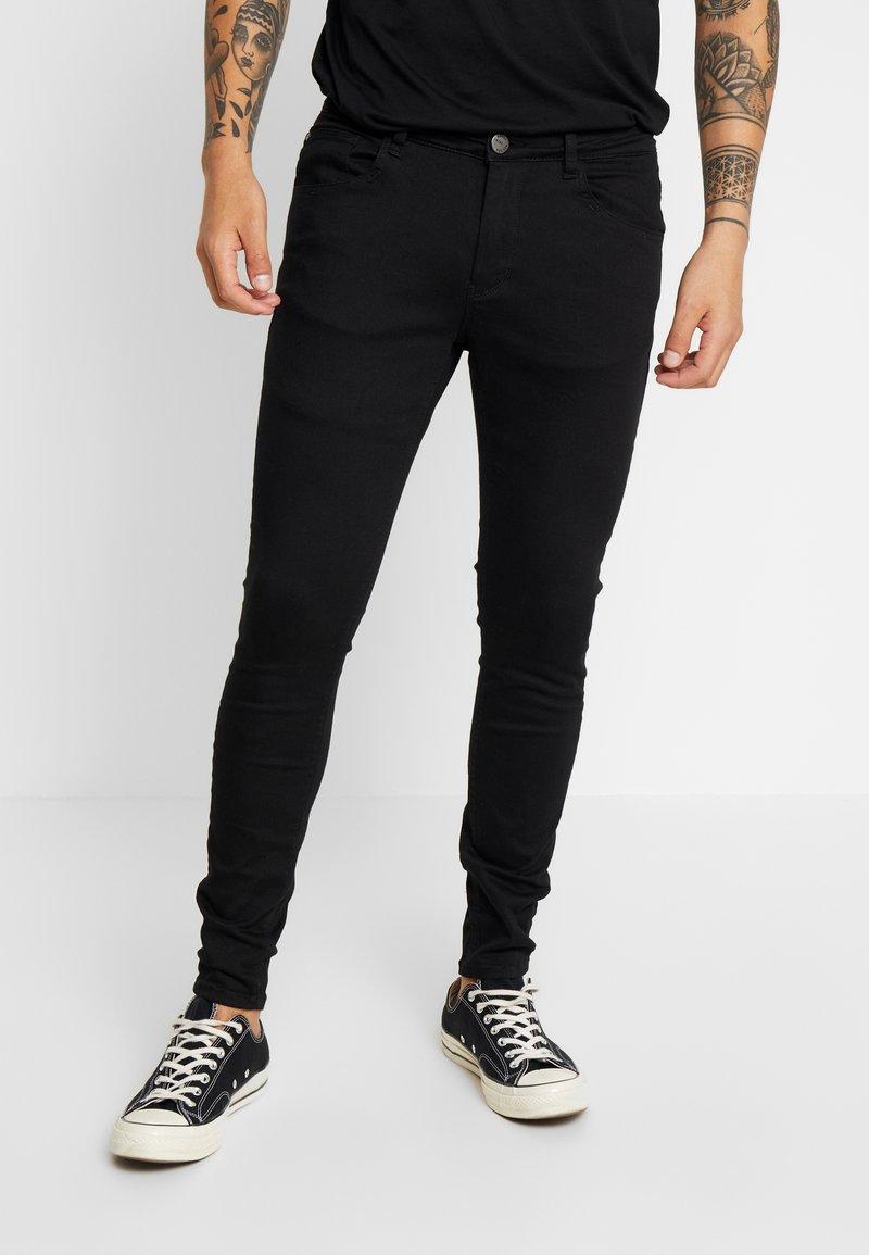 Gabba - Jeans Slim Fit - black denim