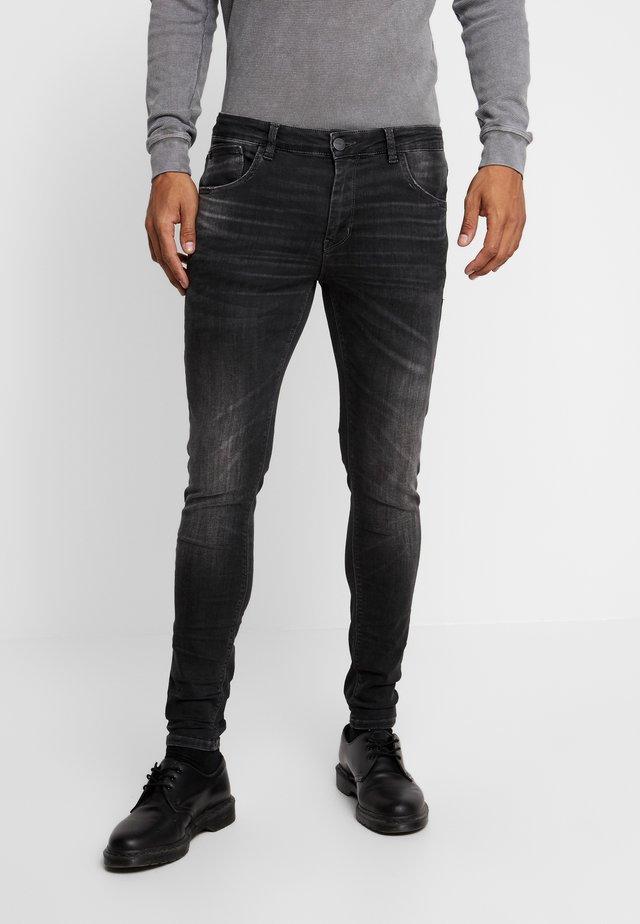 IKI SIMPLY - Skinny džíny - grey denim