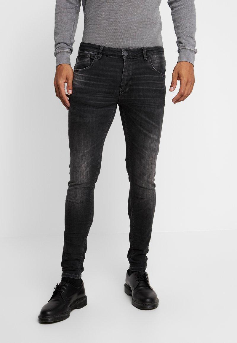 Gabba - IKI SIMPLY - Jeans Skinny Fit - grey denim