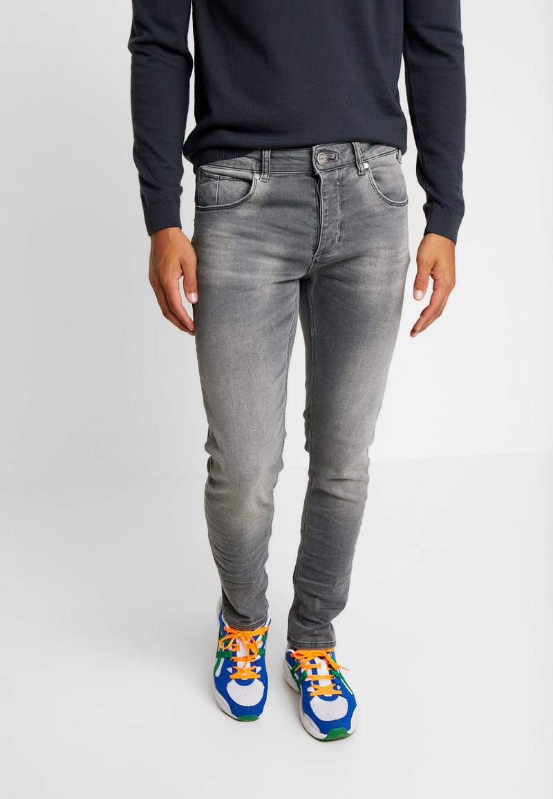 Gabba - REY  - Jeans Slim Fit - grey denim