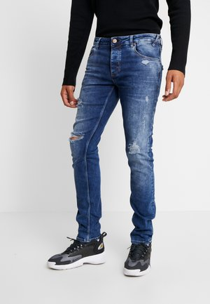 REY  - Jeans Slim Fit - blue denim