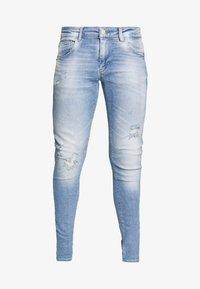 Gabba - IKI  - Jeans Skinny Fit - light blue denim - 4