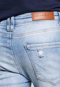 Gabba - IKI  - Jeans Skinny Fit - light blue denim - 3