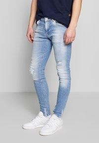 Gabba - IKI  - Jeans Skinny Fit - light blue denim - 0