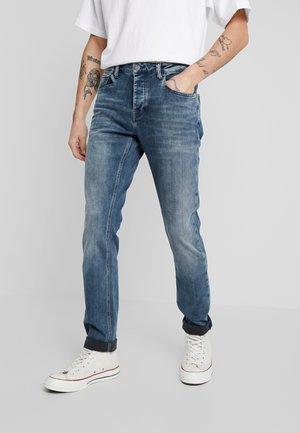 JONES JEANS - Jeans slim fit - dark blue