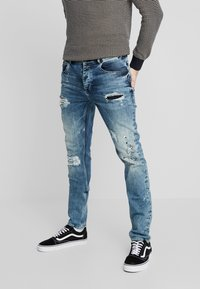 Gabba - REY - Jeans Tapered Fit - moon washed - 0