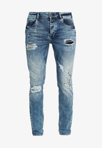 Gabba - REY - Jeans Tapered Fit - moon washed - 4