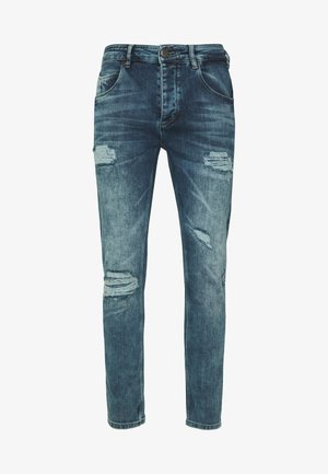 REY - Jeans Tapered Fit - moon washed