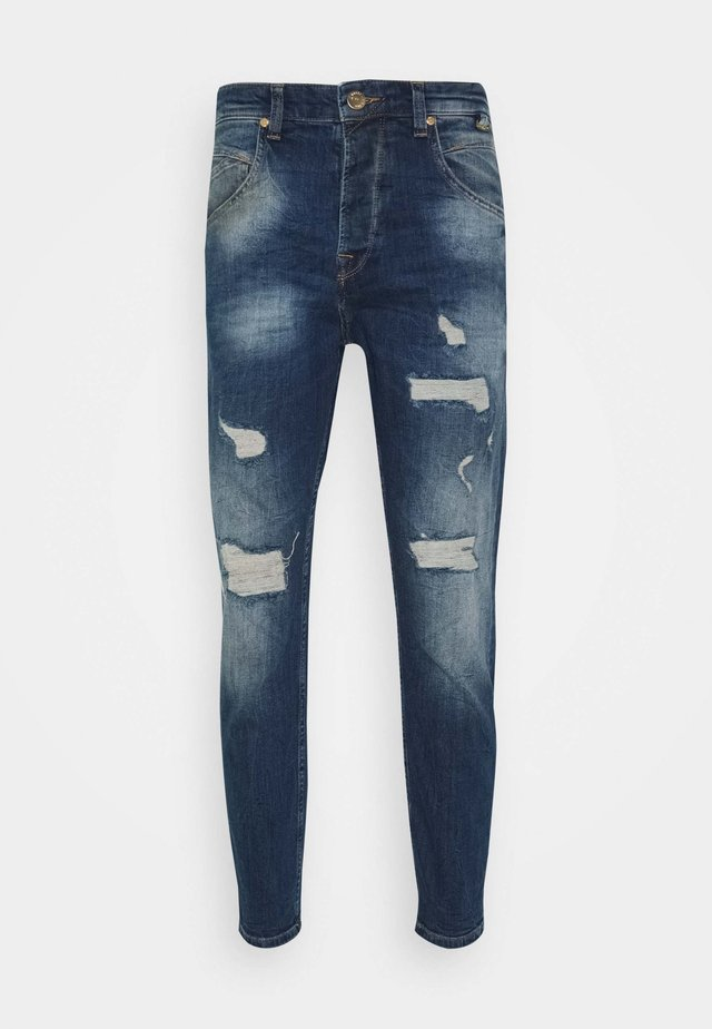 ALEX  - Jeans Tapered Fit - blue denim
