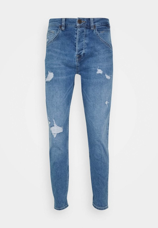 REY ALEX - Jeans Tapered Fit - blue denim