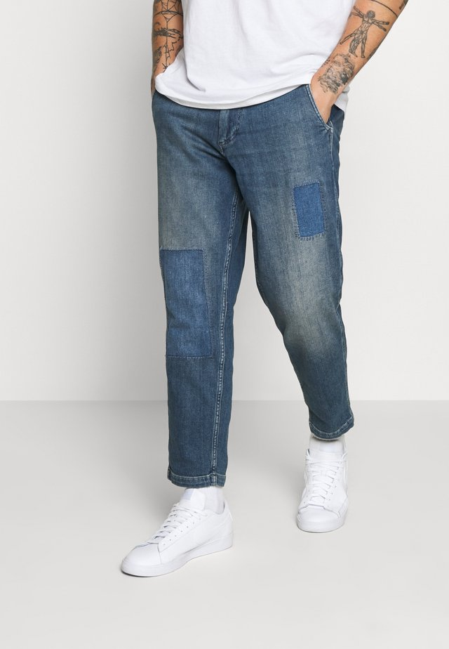 TOKYO  - Jeansy Relaxed Fit - blue