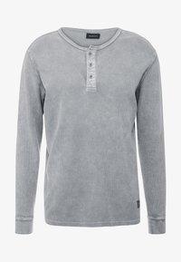 Gabba - PISTO - Pitkähihainen paita - mid grey - 5