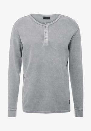 PISTO - Långärmad tröja - mid grey