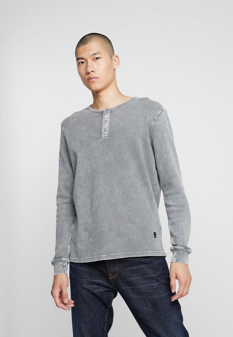 Gabba - PISTO - Pitkähihainen paita - mid grey