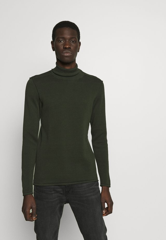 FORD ROLLNECK - Strickpullover - army
