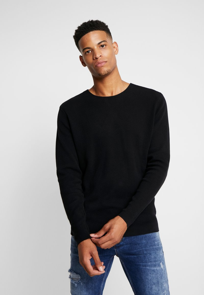 Gabba - NEWLYN - Jumper - black