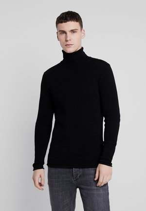 FORD ROLLNECK - Pullover - black