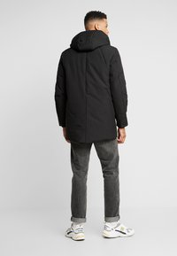 Gabba - MASON LONG JACKET - Parka - black - 2