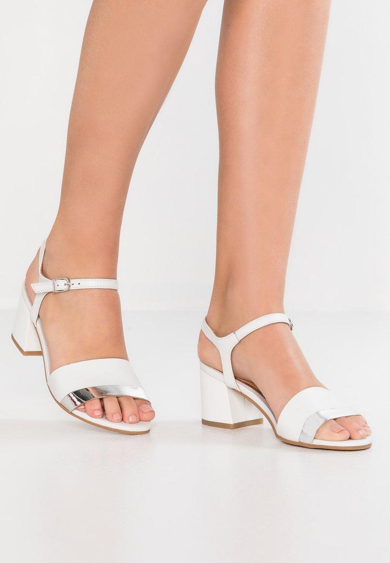 Gioseppo - ERICEIRA - Sandaler - blanco