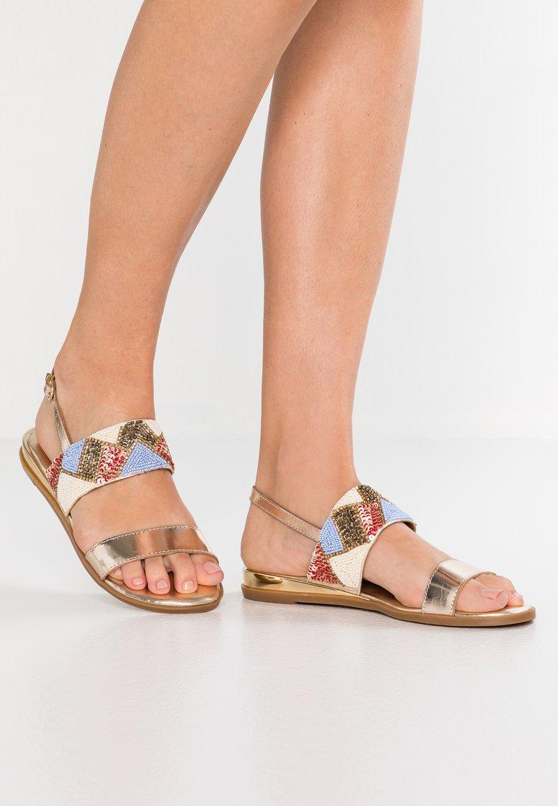 Gioseppo - MAIDA - Sandals - oro