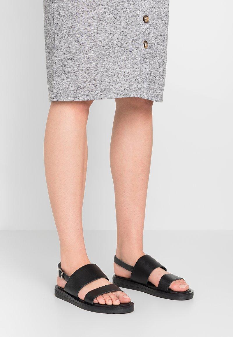 Gioseppo - PORTO - Sandals - black