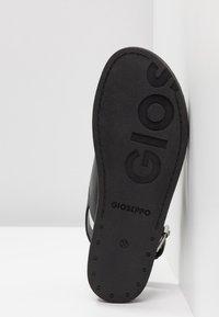 Gioseppo - FIGUEIRA - Sandali - black - 6