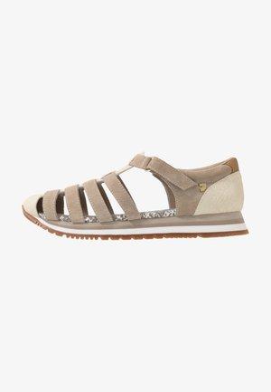 GERRY - Sneakers basse - beige