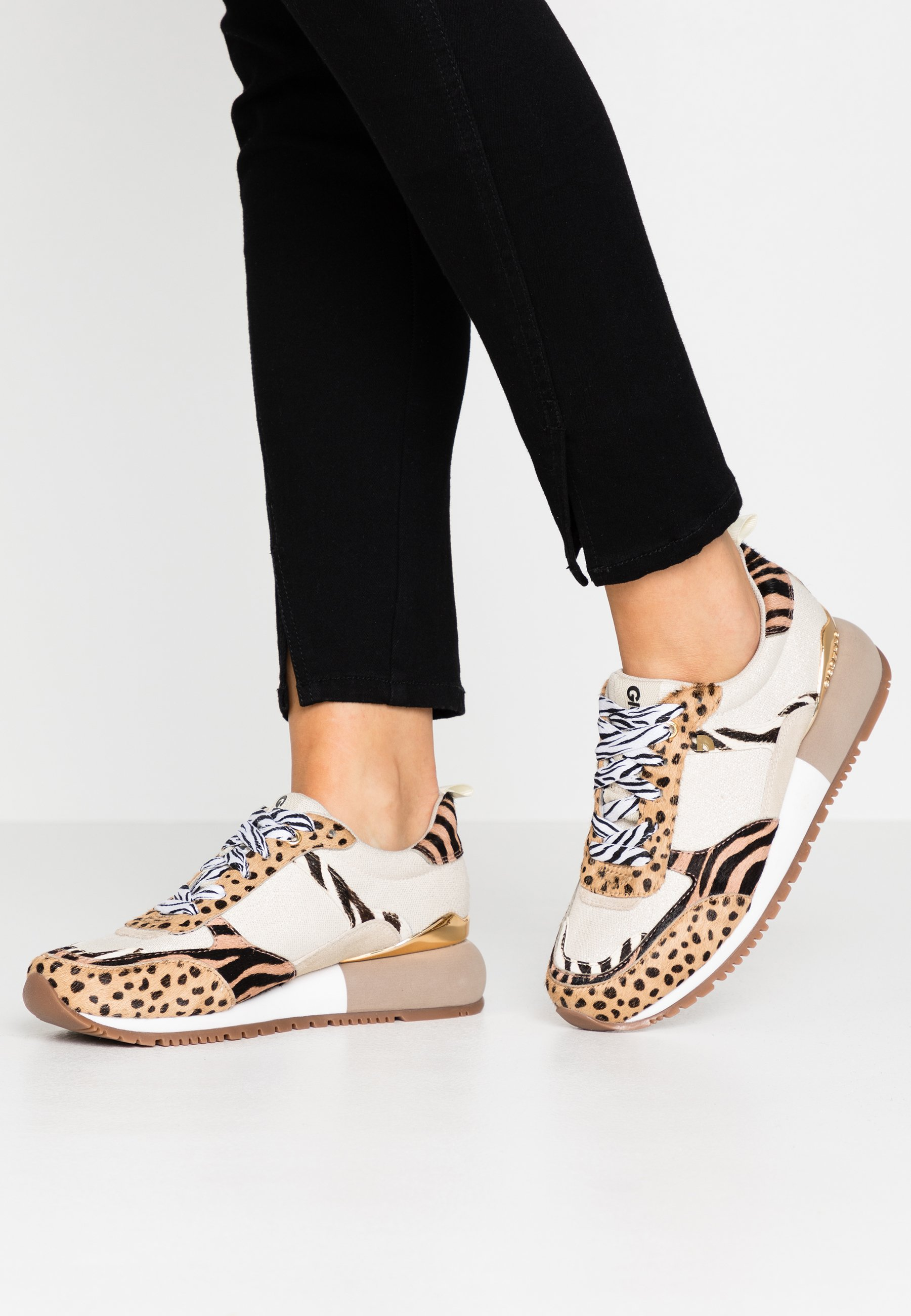 Gioseppo BELLFLOWER - Sneakersy niskie - multicolor