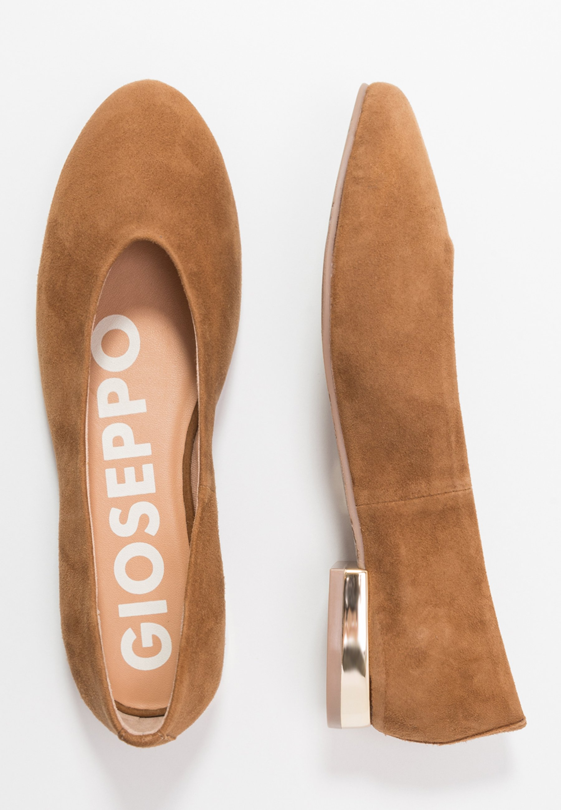 Gioseppo CORINTH - Ballerines - brown