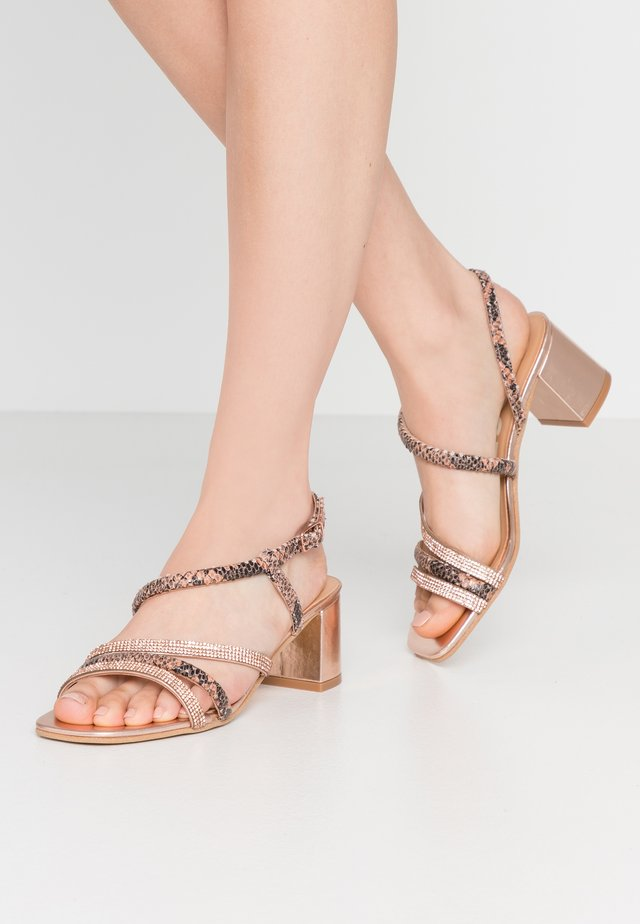 BELK - Sandals - rose gold