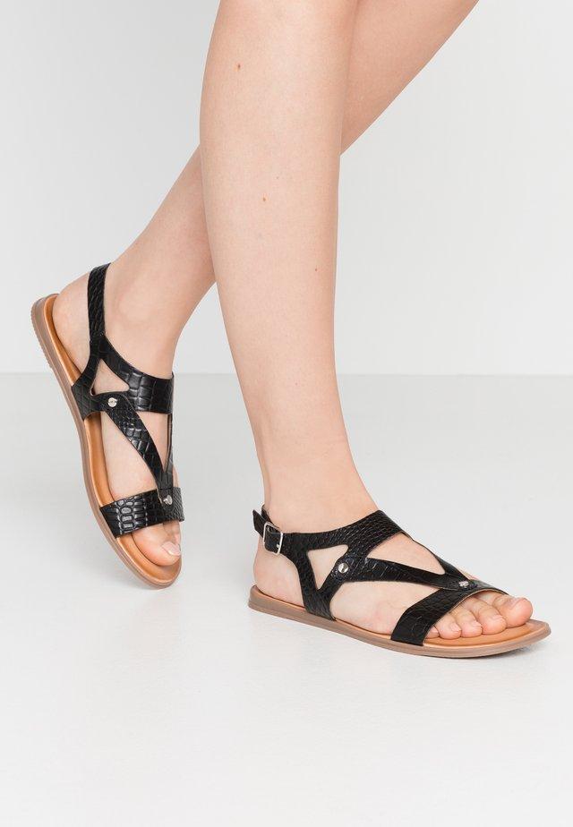 REECE - Sandaler - black