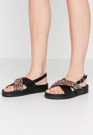 HAVERHILL - Sandals - black