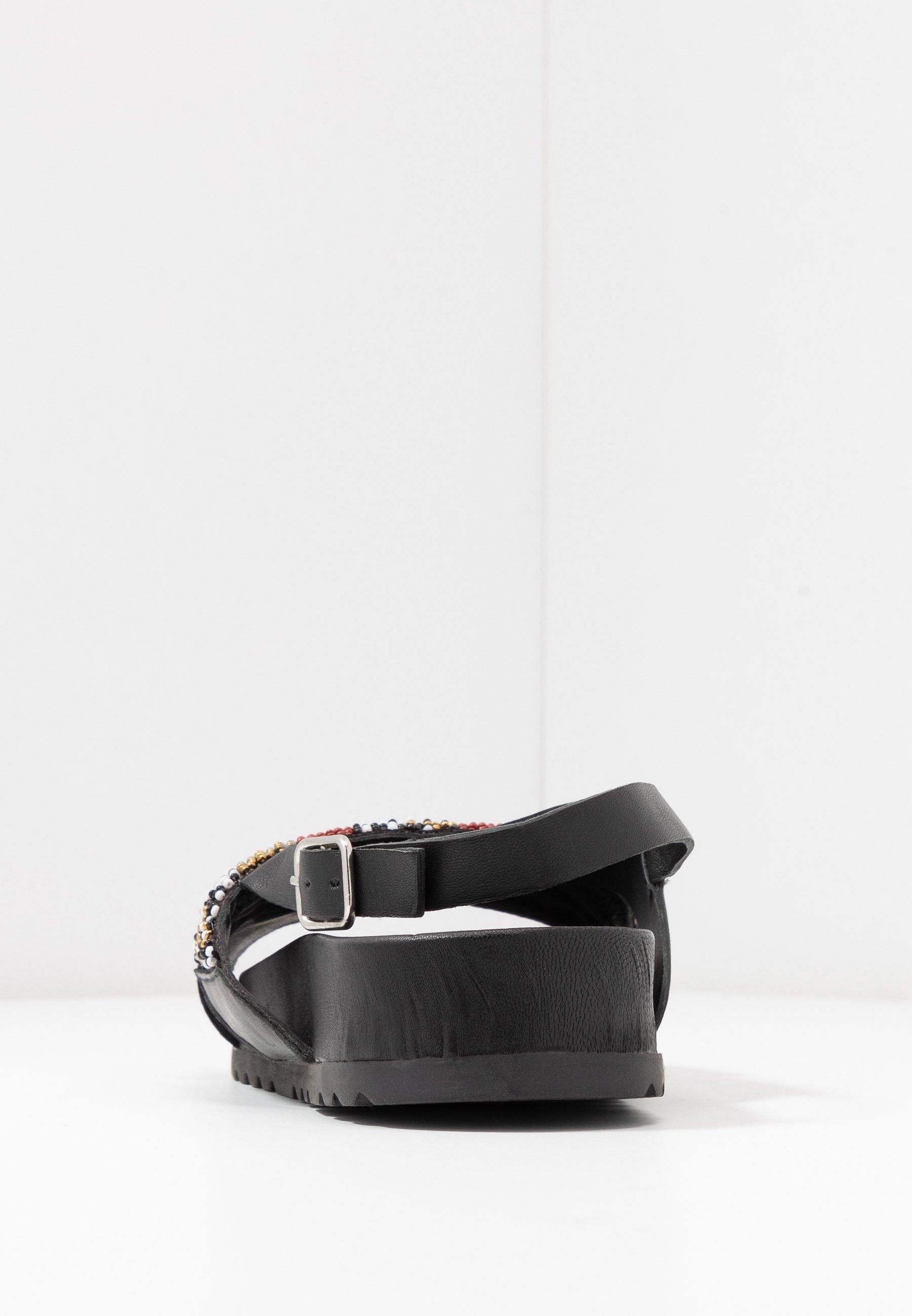 Gioseppo HAVERHILL - Sandaler - black