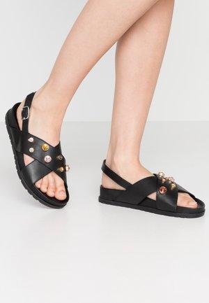 GREENE - Sandals - black
