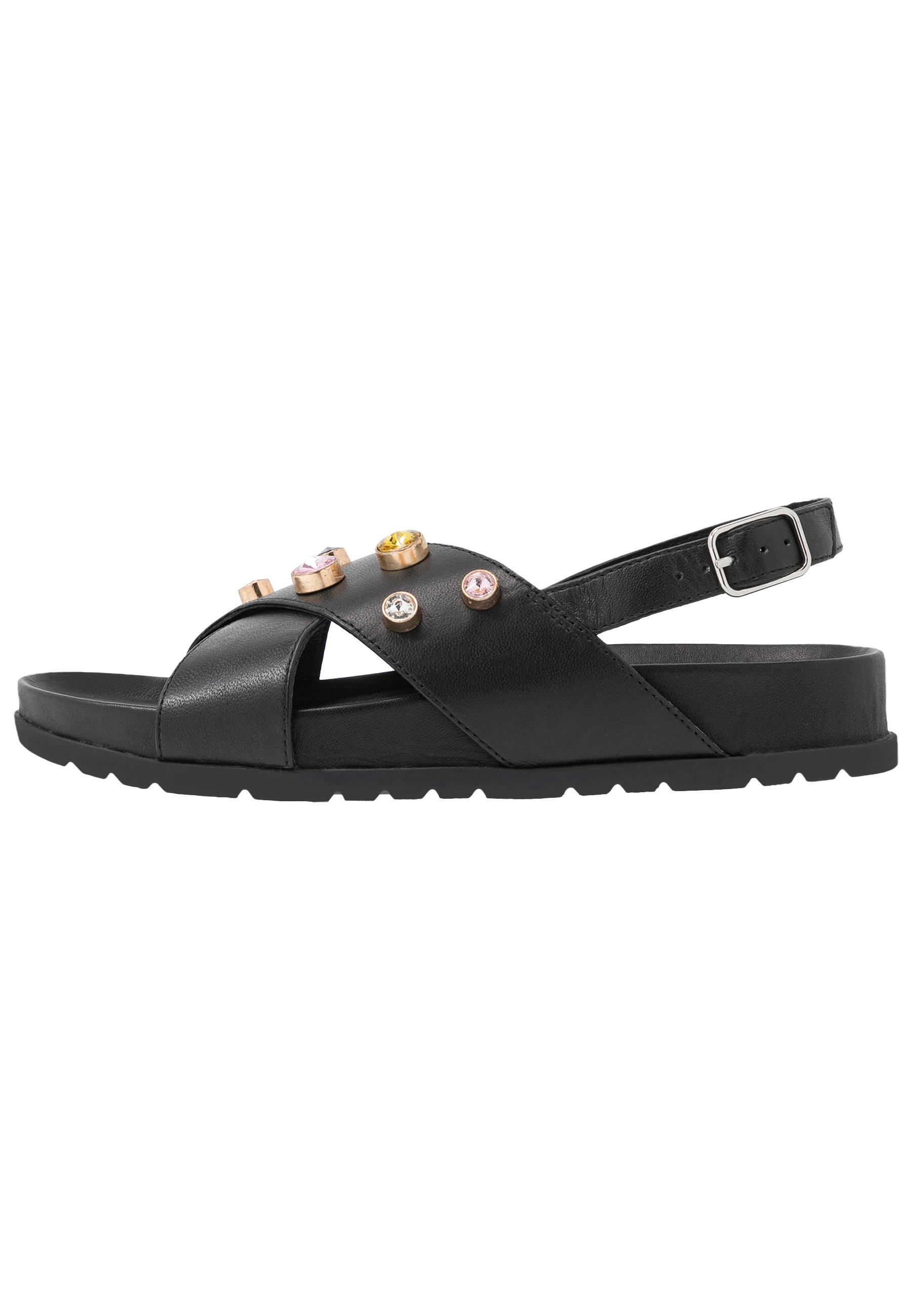 Gioseppo GREENE - Sandals - black